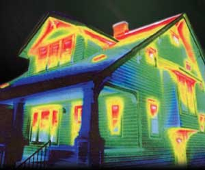 thermal imaging gerard home inspection. Black Bedroom Furniture Sets. Home Design Ideas